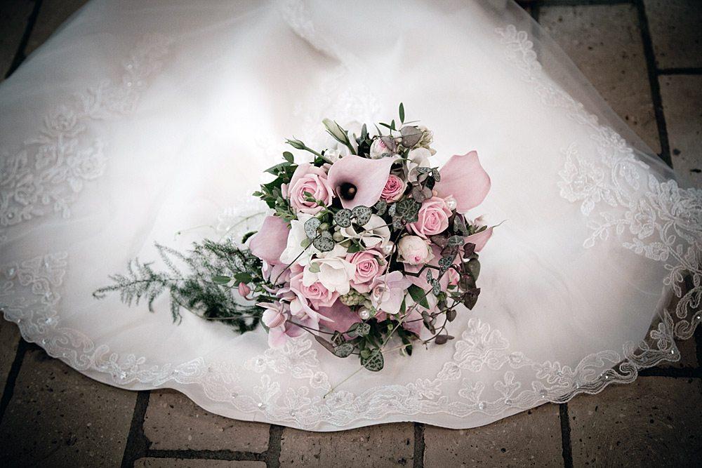 buket til bryllup