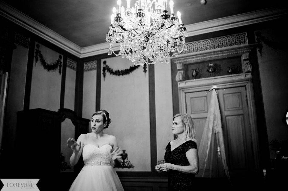 Stress og bryllupper: pas på Bridezillaen