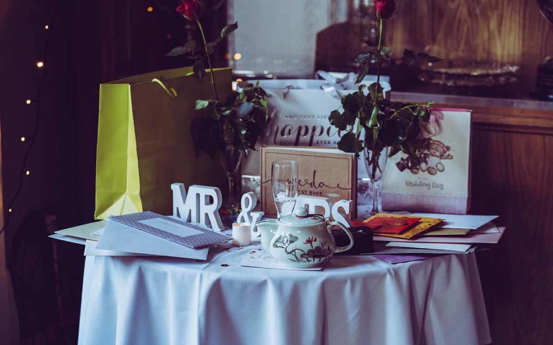 +25 ideer til bæredygtige bryllupsgaver