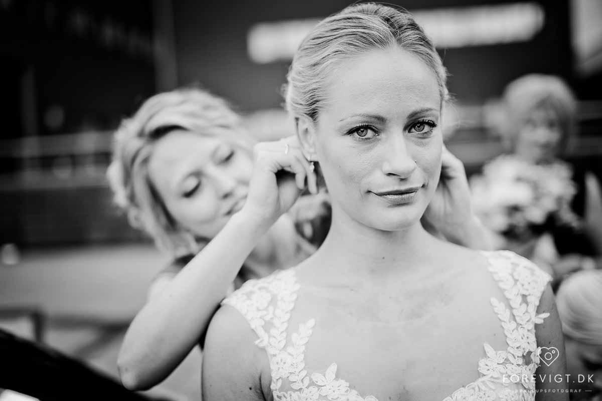 Nøjes ikke med enkelte billeder - se altid hele bryllupsfotoserier