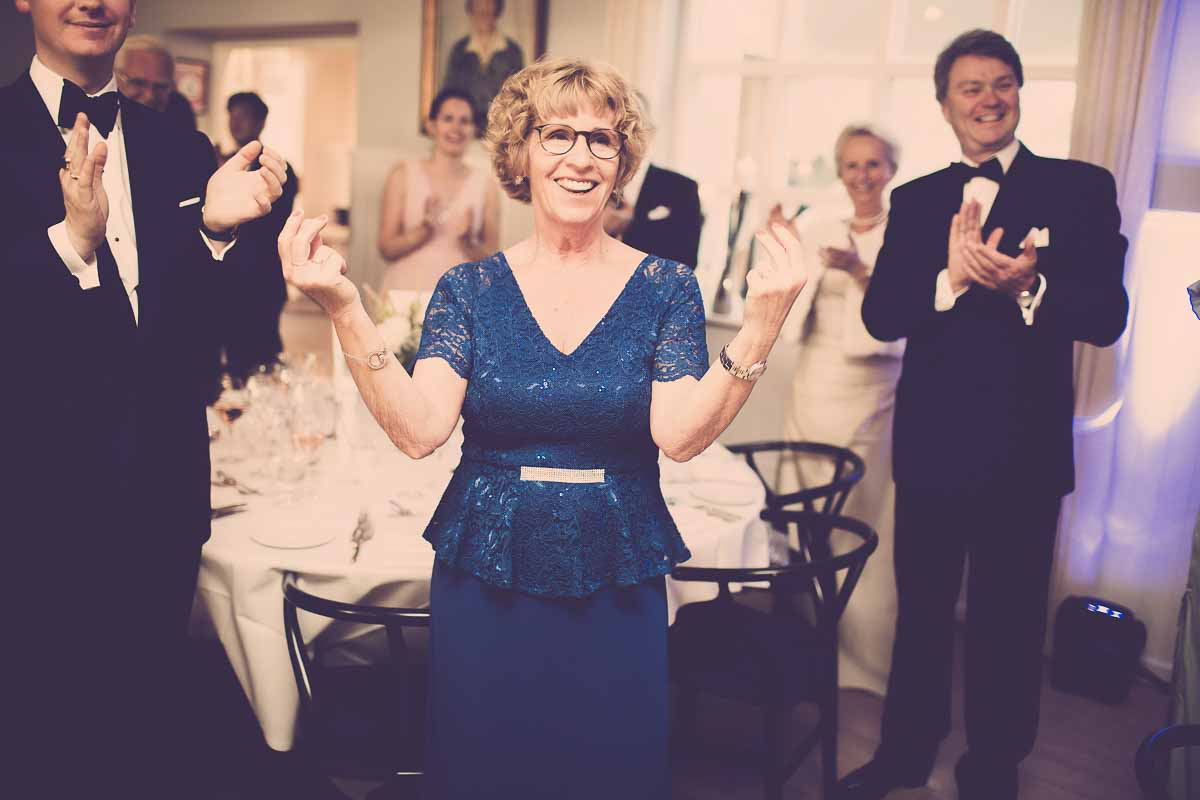 I en perfekt verden ville alle bryllupper gå som planlagt