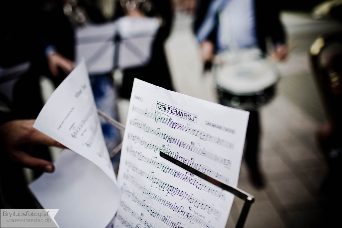 Bryllupsmusik – de vigtigste råd om bryllupsmusik