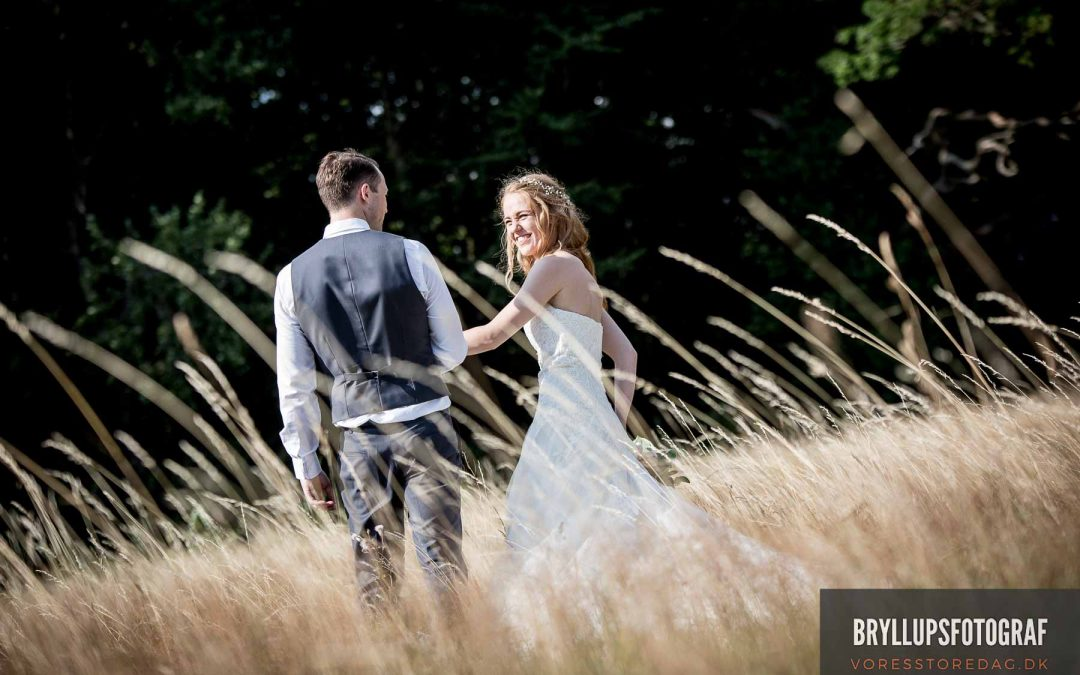 7 Tips til valg af den Perfekte brudekjole