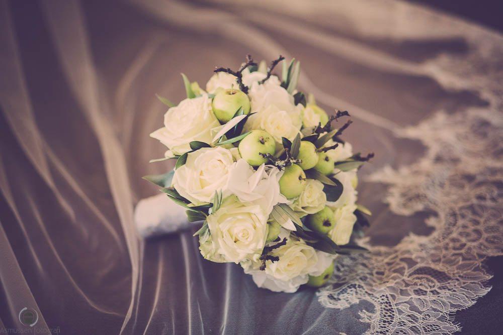 Blomsterallergi og bryllup
