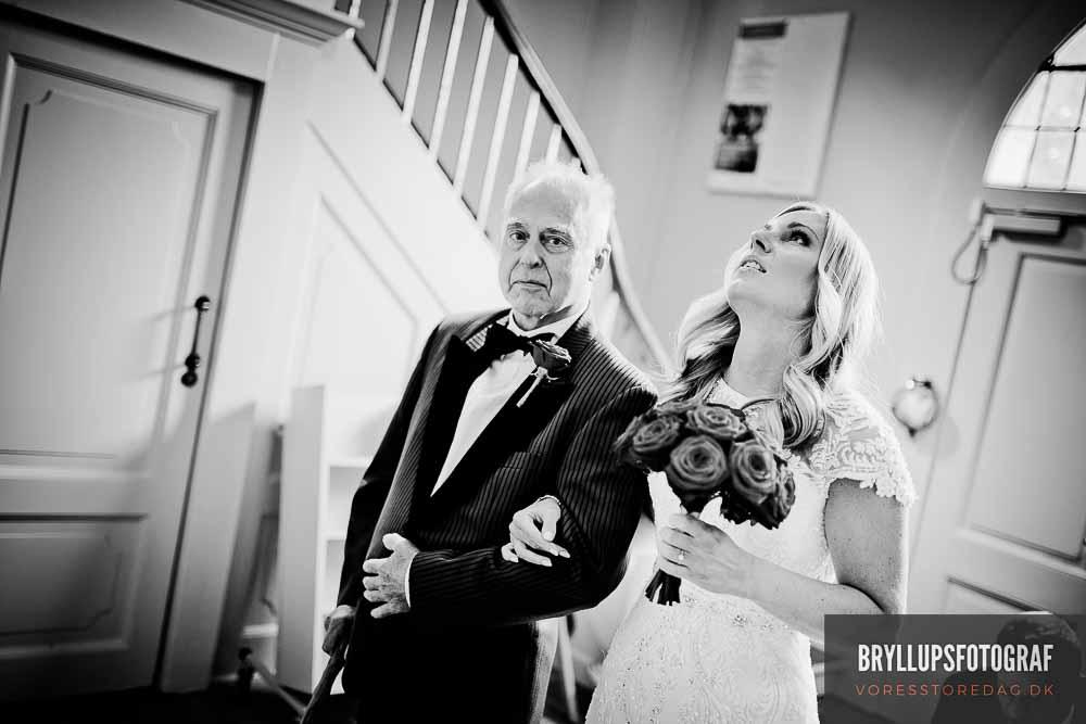 Bryllupsvideo + Bryllupsportrætter