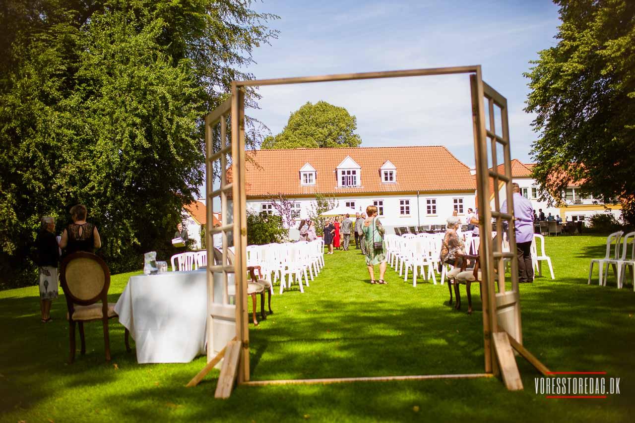 bryllupsbilleder Bramslevgaard