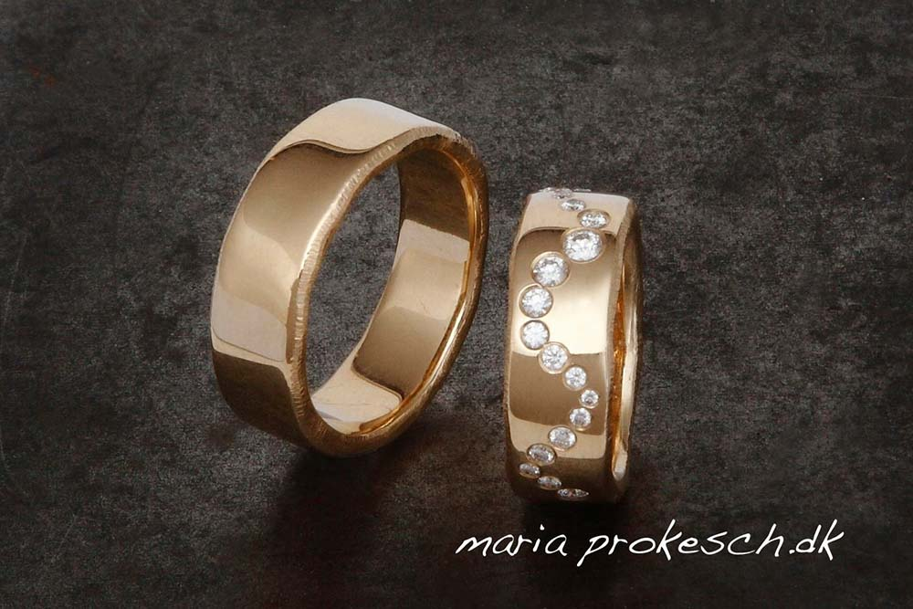 Bryllup og Diamanter
